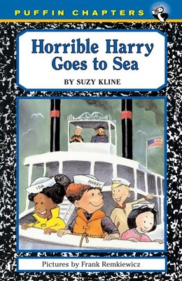 Book Horrible Harry Goes To Sea by Suzy Kline