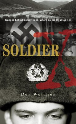 Book Soldier X by Don L. Wulffson