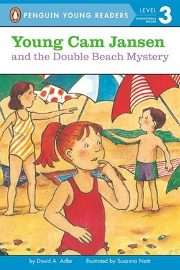 Book Young Cam Jansen And The Double Beach Mystery by David A. Adler