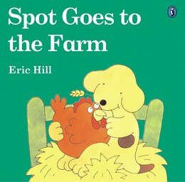 Book Spot Goes To The Farm (color) by Eric Hill