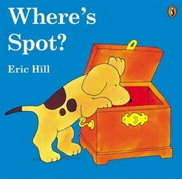 Book Where's Spot (color) by Eric Hill