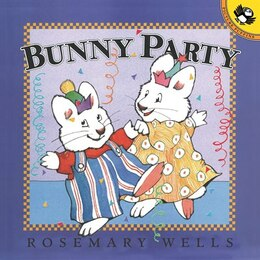 Book Bunny Party by Rosemary Wells