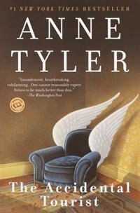 Book The Accidental Tourist by Anne Tyler