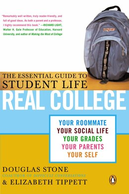 Book Real College: The Essential Guide To Student Life by Douglas Stone