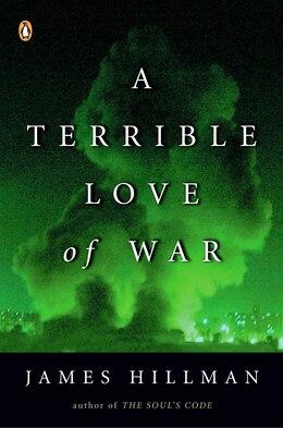 Book A Terrible Love Of War by James Hillman