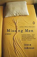 Book Missing Men: A Memoir by Joyce Johnson