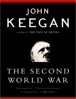 Book The Second World War by John Keegan