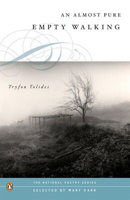 Book An Almost Pure Empty Walking by Tryfon Tolides