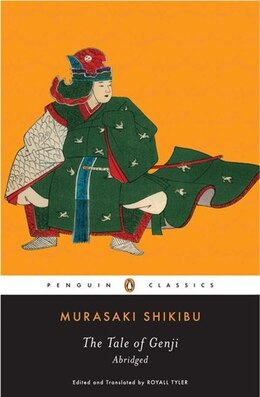 Book The Tale Of Genji by Murasaki Shikibu