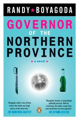 Book Governor Of The Northern Province by Randy Boyagoda