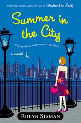 Book Summer In The City by Robyn Sisman