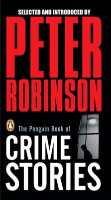 Book Penguin Book Of Crime Stories by Peter Robinson