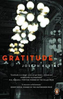 Book Gratitude by Joseph Kertes
