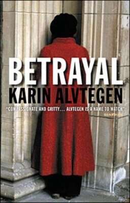 Book Betrayal by Karin Alvtegen