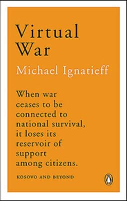 Book Virtual War by Michael Ignatieff
