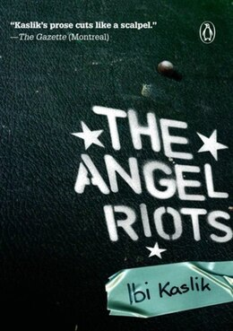 Book Angel Riots by IBI KASLIK