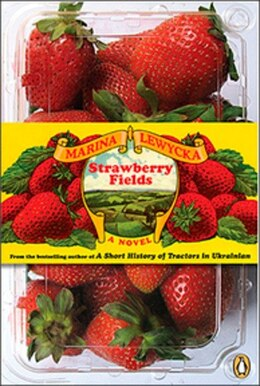 Book Strawberry Fields by Marina Lewycka