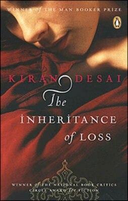 Book Inheritance Of Loss by Kiran Desai