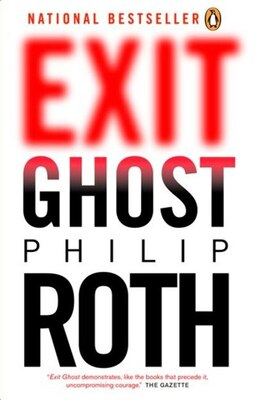 Book Exit Ghost by Philip Roth