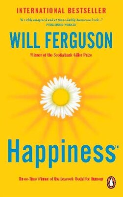 Book Happiness: Or Generica by Will Ferguson