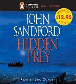 Book Hidden Prey by John Sandford