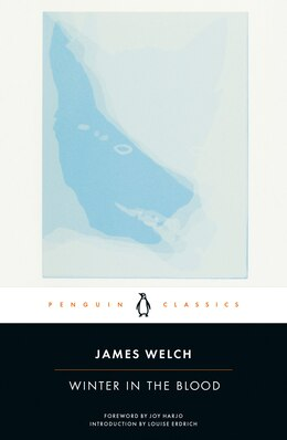 Book Winter In The Blood by James Welch