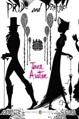 Book Pride And Prejudice: (penguin Classics Deluxe Edition) by Jane Austen