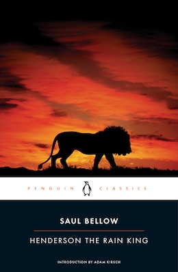 Book Henderson The Rain King by Saul Bellow