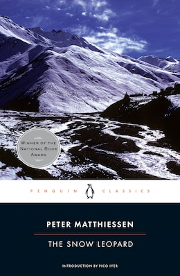 Book The Snow Leopard by Peter Matthiessen