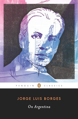 Book On Argentina by Jorge Luis Borges