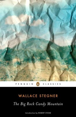 Book The Big Rock Candy Mountain by Wallace Stegner