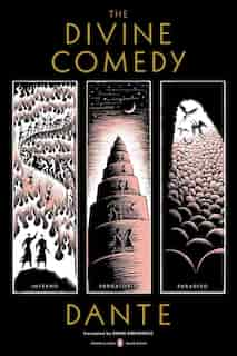 The Divine Comedy: Inferno, Purgatorio, Paradiso (penguin Classics Deluxe Edition) by Dante Alighieri