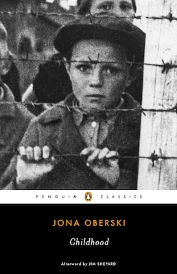 Book Childhood by Jona Oberski