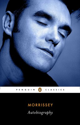 Book Autobiography by Steven Patrick Morrissey