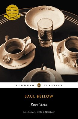 Book Ravelstein by Saul Bellow