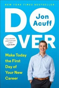 Book Do Over: Make Today The First Day Of Your New Career by Jon Acuff