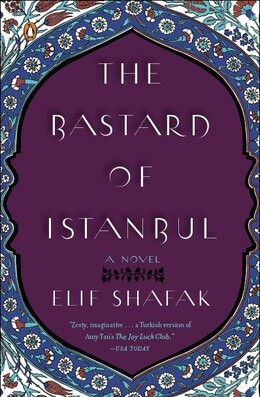 Book The Bastard Of Istanbul by Elif Shafak