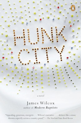 Book Hunk City by James Wilcox