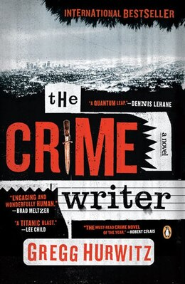Book The Crime Writer by Gregg Hurwitz