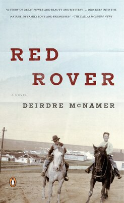 Book Red Rover by Deirdre McNamer