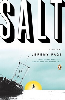 Book Salt by Jeremy Page