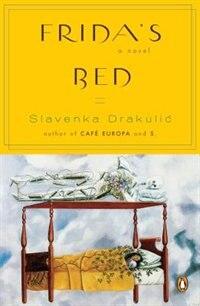 Book Frida's Bed by Slavenka Drakulic