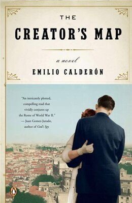 Book The Creator's Map: A Novel by Emilio Calderon