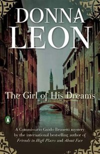 Book The Girl Of His Dreams by DONNA LEON