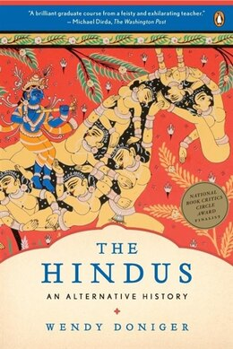Book The Hindus: An Alternative History by Wendy Doniger