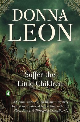 Book Suffer The Little Children by DONNA LEON