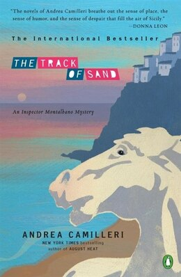 Book The Track Of Sand by Andrea Camilleri