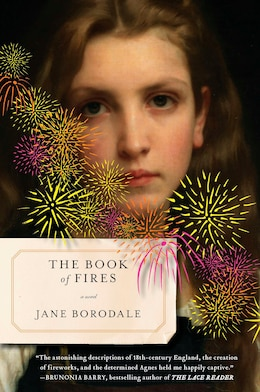 Book The Book Of Fires: A Novel by Jane Borodale
