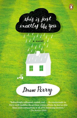 Book This Is Just Exactly Like You: A Novel by Drew Perry