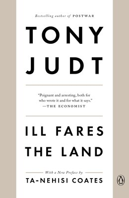 Book Ill Fares The Land by Tony Judt